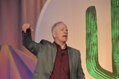 Bill Stainton, Keynote Speaker
