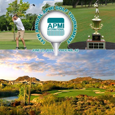 2019 APMI Golf Tournament