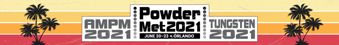 POWDERMET2021 Header