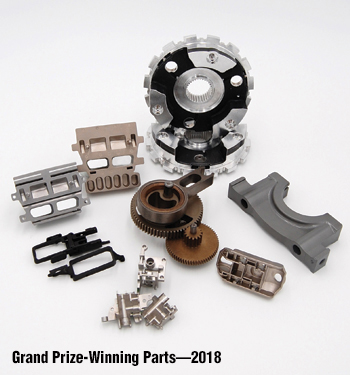 2018 Grand Prize Winning Components